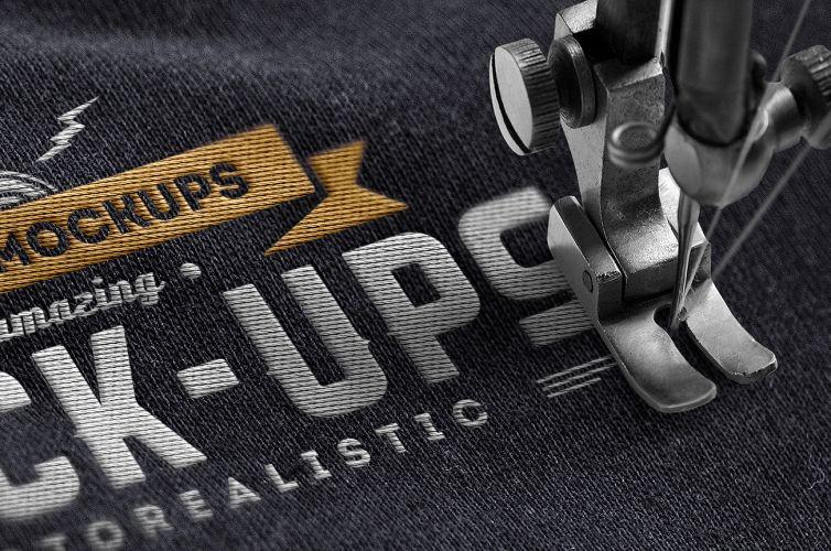 Logo Mock-Ups / Vol.1