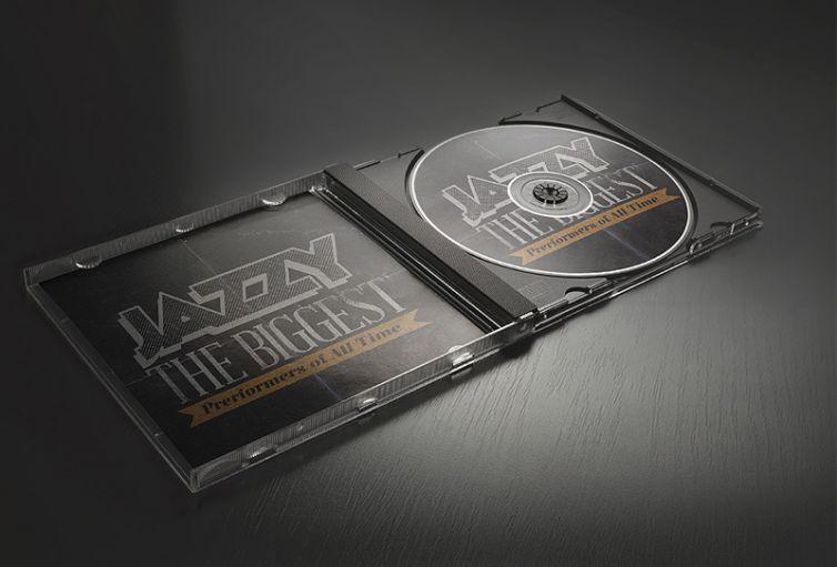 CD Mock-Up
