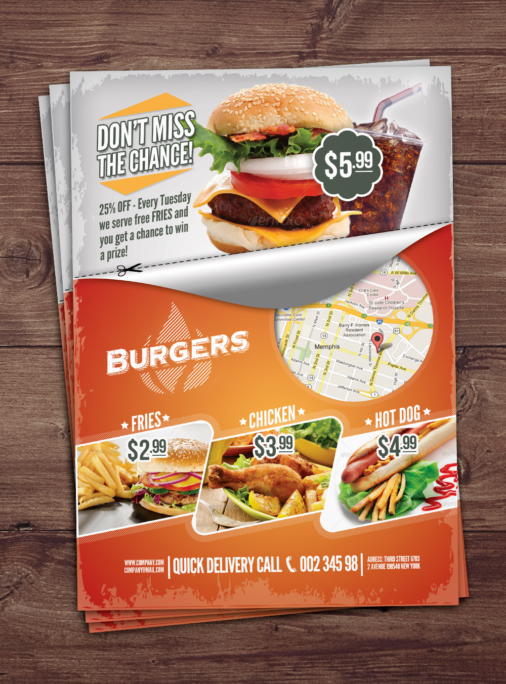 Close project templates project management templates - Fast Food Flyer Template Punedesign