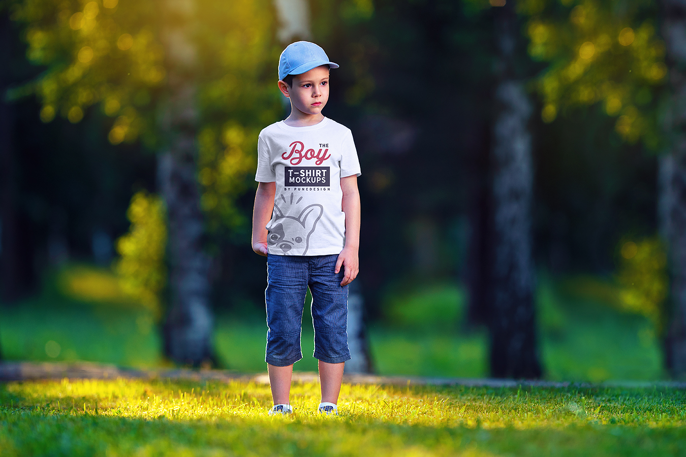 01-Boy-T-Shirt-Mockup-By-PuneDesign