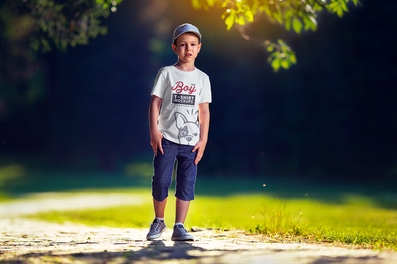 02-Boy-T-Shirt-Mockup-By-PuneDesign