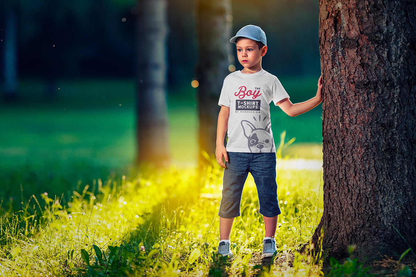 05-Boy-T-Shirt-Mockup-By-PuneDesign